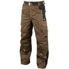 Monterkové nohavice VISION, tarmac