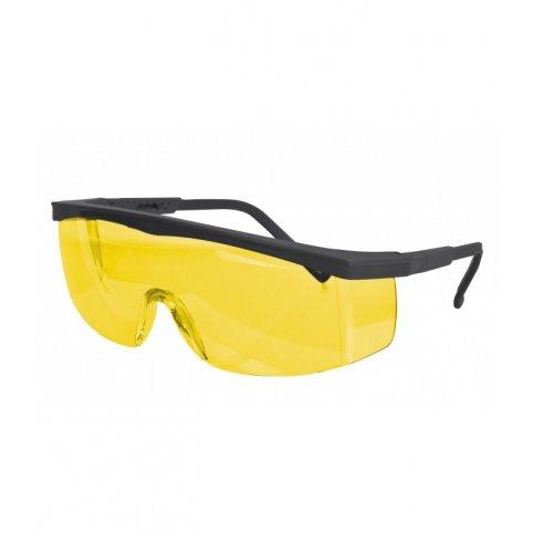 Ochranné okuliare KID, žltý zorník