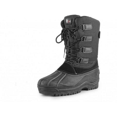 Zimná poloholeňová obuv CXS WINTER FROST
