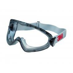 Ochranné okuliare 3M 2890 A, uzavreté, číry zorník
