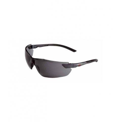 Ochranné okuliare 3M 2821, dymový zorník