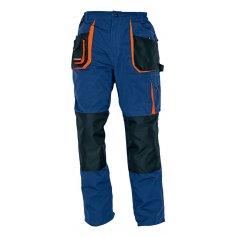 Montérkové nohavice EMERTON, tmavo modré