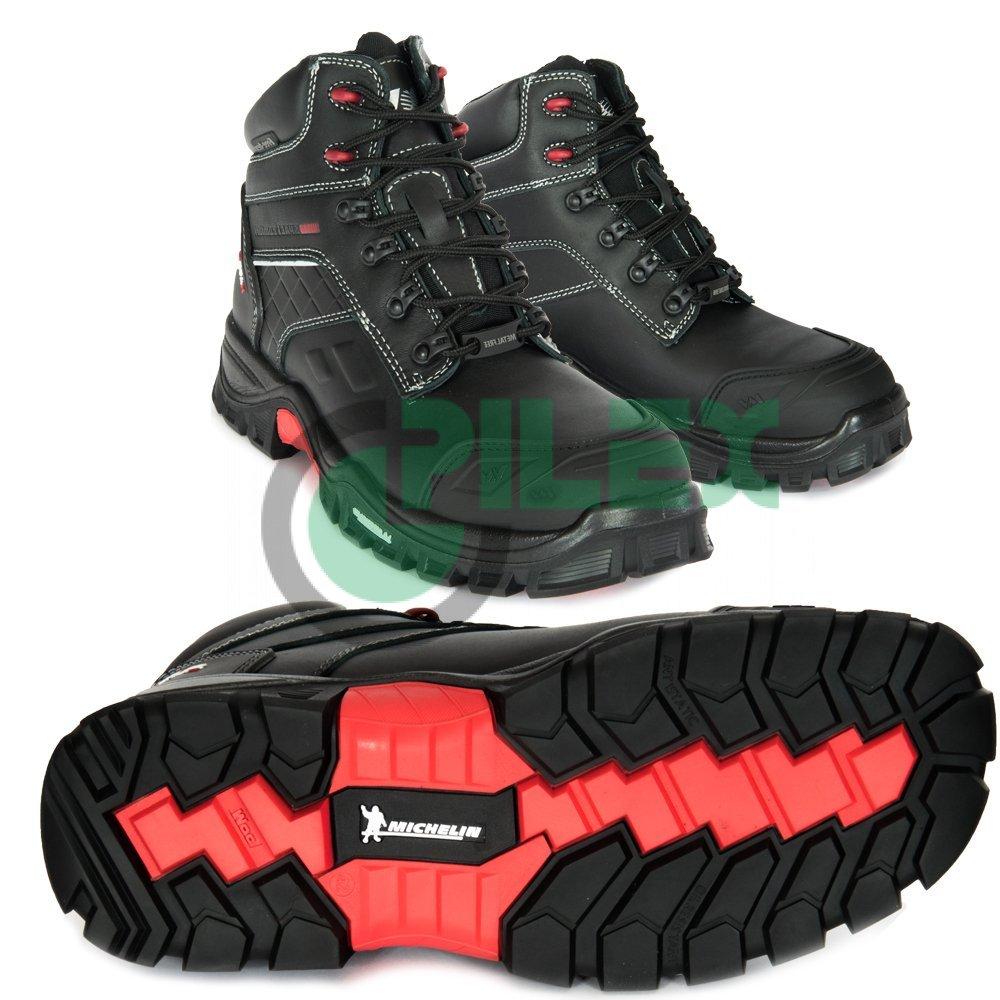 547c756015be Členková obuv s kompozitnou špicou VM Rockford 7140-S3