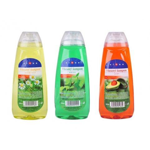 Vlasový šampón, 500 ml
