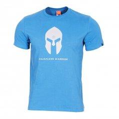 Krátke tričko Spartan Helmet Modré, Pentagon