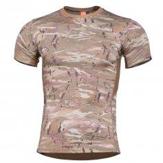 Funkčné tričko Apollo TAC-FRESH Camo, Pentagon