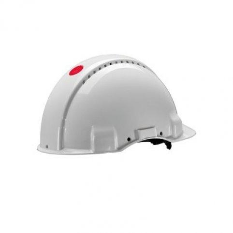 Ochranná prilba 3M G3000, biela