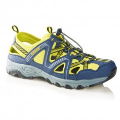 Sandále STRAND, modro-žlté