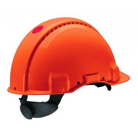 Ochranná prilba 3M G3000, oranžová
