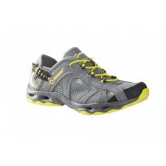 Sandále SUNSET, sivo-žlté