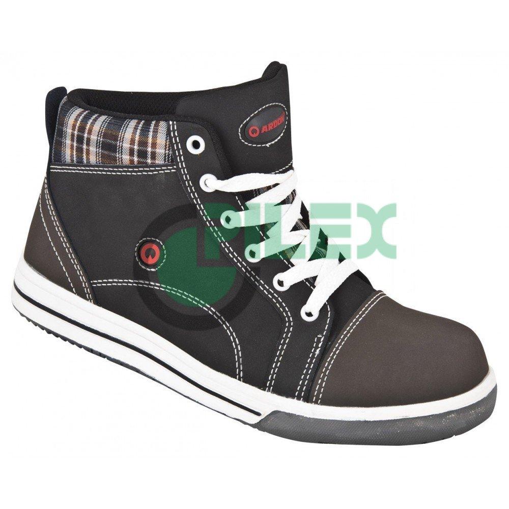 Členková obuv s kompozitovou špicou DERRICK HIGH S3 cf043d03aee
