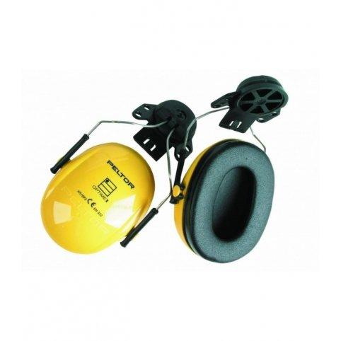 Mušľové chrániče sluchu s úchytmi na prilbu 3M PELTOR H510P3E-405-GU