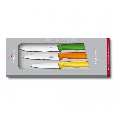 Victorinox 6.7116.31G Súprava univerzálnych nožov 3ks