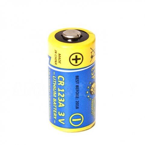 Batéria Barracuda CR123A -3V