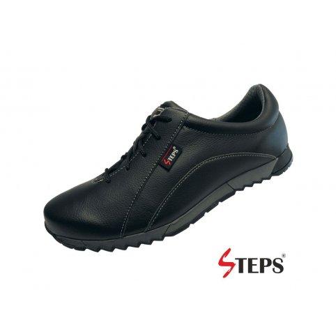563873a658ba OBUV STEPS O2 PANSKA CIERNA SPORT 40