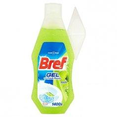 Gélový záves do WC BREF FRESCH PEARLS, 360 ml