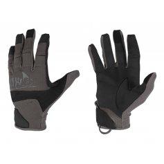 Taktické rukavice Range Hard Blck/Sh.Gr, Helikon-tex