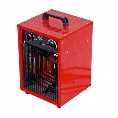 Elektrický ohrievač vzduchu 1 650/3 300W