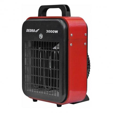 Elektrický ohrievač vzduchu 3000W