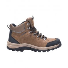 Členková trekingová obuv SPINNEY HIGH, hnedá