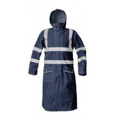 Siret Hi-Vis nepremokavý plášť, tmavo modrá
