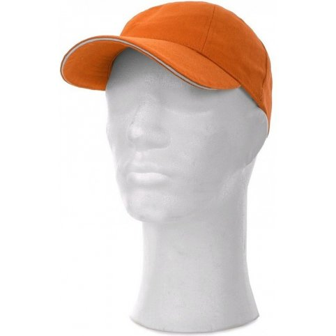 Šiltovka JACK, oranžová