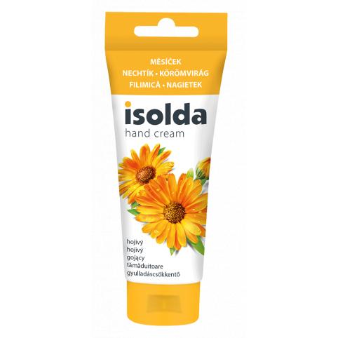 Krém na ruky ISOLDA, nechtíková, 100 ml