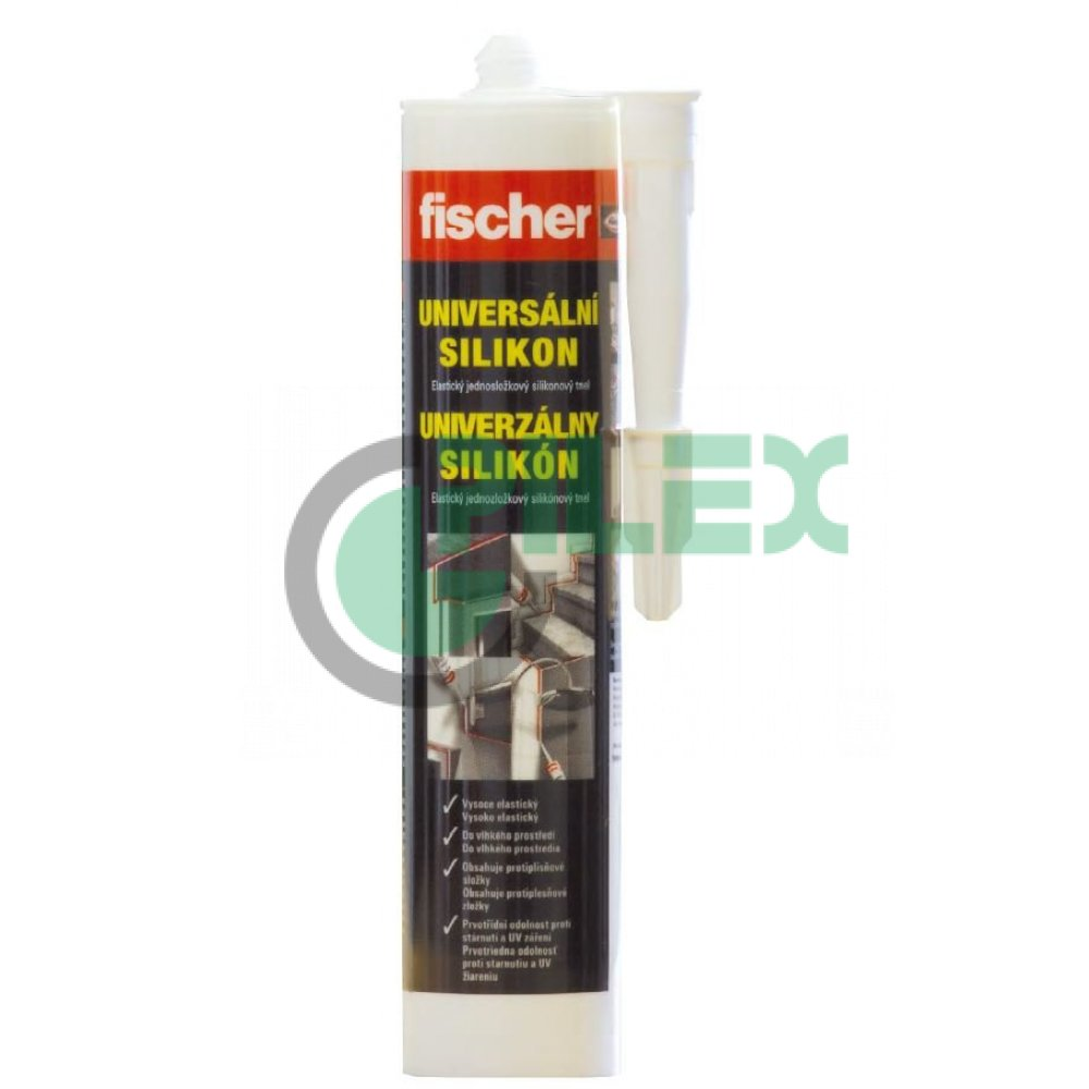 ba0f4e0e4a FISCHER TMEL akrylátový 310ml biely. Loading zoom