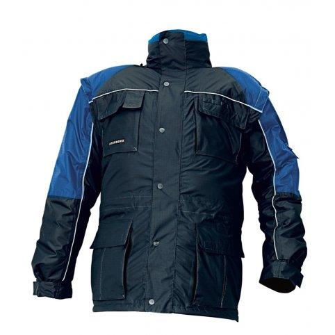 STANMORE zimná bunda 3 v 1 modrá