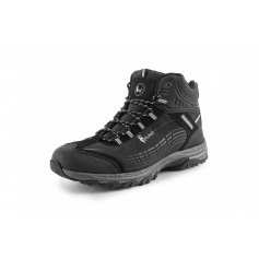 Členková softshellová obuv CXS SPORT, čierno-sivá