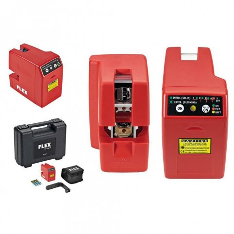 MILW. FLEX ALC 2/1 Profi kriz.laser