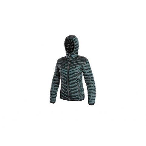 Dámska zimná bunda Oceanside, tm. zelená