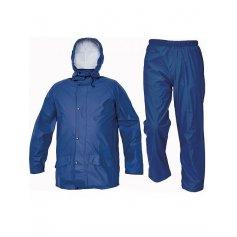 Plášť a nohavice do dažďa SIRET SET, svetlo modré