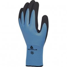 Zateplené povrstvené pracovné rukavice THRYM