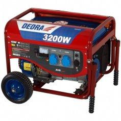 Elektrocentrála - generátor 2800W, Dedra