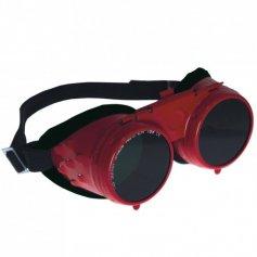 Kovové zváračské okuliare, Dedra