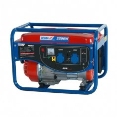 DED Generator 2000W, elektrocentrala