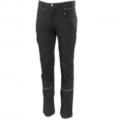 Pánske strečové nohavice FOBOS Promacher, čierne