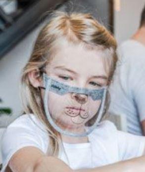 Varianta Detské s potlačou